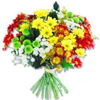 Kir çiçeklerinden buket modeli  Adana çiçek siparişi online çiçek gönderme sipariş
