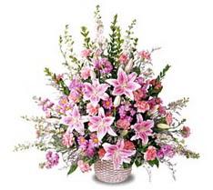 Adana çiçek gönder çiçek siparişi sitesi  Tanzim mevsim çiçeklerinden çiçek modeli