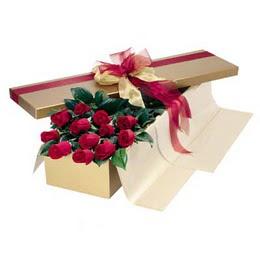 Adana çiçek siparişi cicekciler , cicek siparisi  10 adet kutu özel kutu