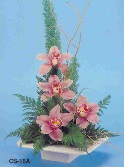 Adana çiçek yolla çiçekçi telefonları  vazoda 4 adet orkide