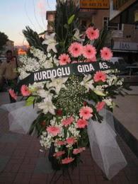 kazablanka,gerbera,sebboy ferforje  Adana çiçek gönder çiçekçi mağazası