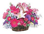 küçük karisik özel sepet   Adana çiçek siparişi çiçek online çiçek siparişi