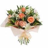 Adana çiçek gönder çiçek , çiçekçi , çiçekçilik  karisik buket tanzimi demeti - anneler günü çiçek buketi -