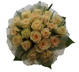 12 adet sari güllerden buket   Adana çiçek siparişi uluslararası çiçek gönderme