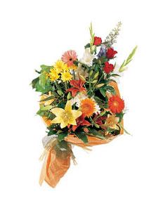 mevsim çiçekleri buketi   Adana çiçek siparişi uluslararası çiçek gönderme