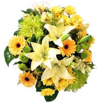 karisik mevsim demeti  Adana çiçek siparişi cicek , cicekci