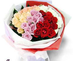 SEVENLERE ÖZEL 51 ADET GÜL  Adana çiçek gönder internetten çiçek satışı