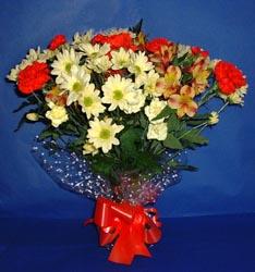 Adana çiçek gönder hediye çiçek yolla  kir çiçekleri buketi mevsim demeti halinde