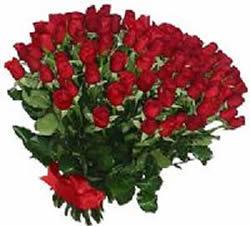 51 adet kirmizi gül buketi  Adana çiçek siparişi çiçekçiler