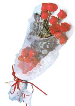 11 adet kirmizi güller buket tanzimi   Adana çiçek gönder çiçek siparişi sitesi