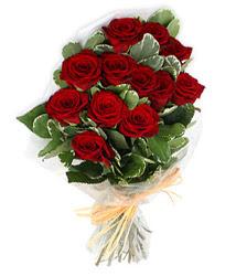 Adana çiçek siparişi çiçek yolla , çiçek gönder , çiçekçi   9 lu kirmizi gül buketi.