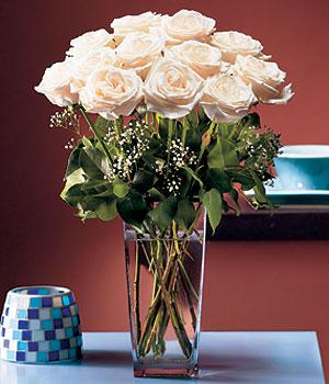 Adana çiçek siparişi hediye sevgilime hediye çiçek  Cam yada mika vazo içerisinde 12 gül