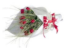 Adana çiçek siparişi çiçek siparişi vermek  11 adet kirmizi gül buketi