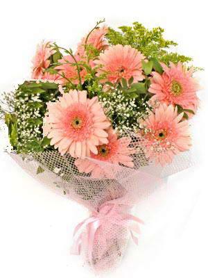 Adana çiçek yolla çiçek satışı  11 adet gerbera çiçegi buketi
