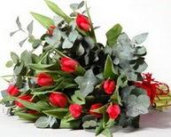 Adana çiçek yolla çiçek satışı  11 adet kirmizi gül buketi özel günler için