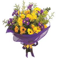 Adana çiçek yolla çiçek gönderme sitemiz güvenlidir  Karisik mevsim demeti karisik çiçekler