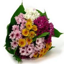 Adana çiçek yolla çiçekçi telefonları  Karisik kir çiçekleri demeti herkeze