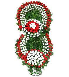 Görsel Cenaze çiçek , cenaze çiçek , çelengi  Adana çiçek siparişi uluslararası çiçek gönderme