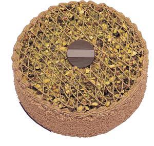 Krokanli 4 ile 6 kisilik yas pasta leziz  Adana çiçek yolla çiçek gönderme