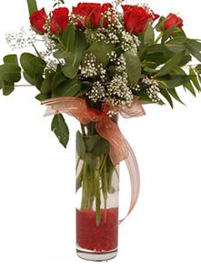9 gül sevdiklerinize  Adana çiçek yolla çiçek satışı