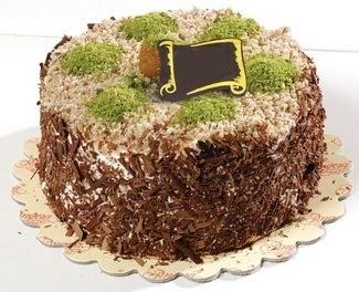 pasta gönderme 4 ile 6 kisilik çikolatali yas pasta  Adana çiçek yolla çiçek satışı