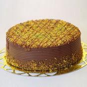 sanatsal pastaci 4 ile 6 kisilik krokan çikolatali yas pasta  Adana çiçek siparişi cicek , cicekci