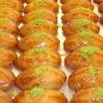 online pastaci Essiz lezzette 1 kilo Sekerpare  Adana çiçek siparişi çiçekçiler