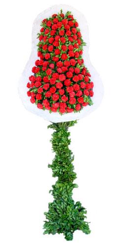 Dügün nikah açilis çiçekleri sepet modeli  Adana çiçek yolla İnternetten çiçek siparişi