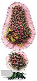 Dügün nikah açilis çiçekleri sepet modeli  Adana çiçek yolla çiçekçi telefonları