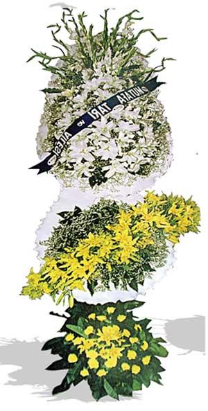 Dügün nikah açilis çiçekleri sepet modeli  Adana çiçek gönder çiçek , çiçekçi , çiçekçilik