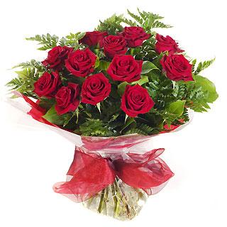 Ucuz Çiçek siparisi 11 kirmizi gül buketi  Adana çiçek siparişi çiçek online çiçek siparişi