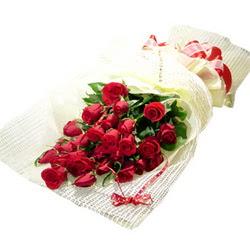 Çiçek gönderme 13 adet kirmizi gül buketi  Adana çiçek yolla çiçek satışı
