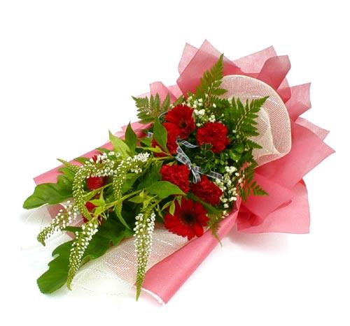 Karisik çiçek buketi mevsim buket  Adana çiçek gönder çiçek siparişi sitesi