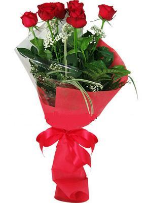 7 adet kirmizi gül buketi  Adana çiçek siparişi çiçek yolla , çiçek gönder , çiçekçi