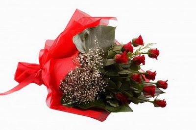 Adana çiçek gönder çiçek siparişi sitesi  11 adet kirmizi gül buketi çiçekçi