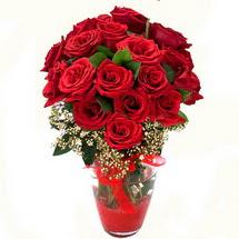 Adana çiçek gönder çiçek siparişi sitesi   9 adet kirmizi gül