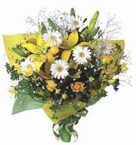 Adana çiçek gönder ucuz çiçek gönder  Lilyum ve mevsim çiçekleri