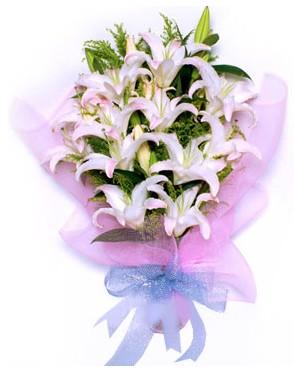 5 dal kazablankadan muhteşem buket  Adana çiçek gönder hediye çiçek yolla