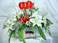 Adana çiçek siparişi çiçek mağazası , çiçekçi adresleri  Anthurim Kazablanka  gül