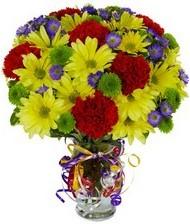 En güzel hediye karışık mevsim çiçeği  Adana çiçek gönder hediye çiçek yolla