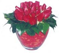 Adana çiçek siparişi cicek , cicekci  11 adet kaliteli kirmizi gül - anneler günü seçimi ideal