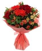 karışık mevsim buketi  Adana çiçek siparişi internetten çiçek siparişi
