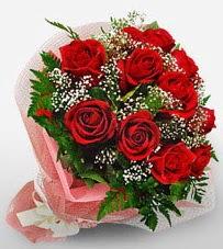 12 adet kırmızı güllerden kaliteli gül  Adana çiçek siparişi çiçek siparişi vermek