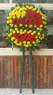 Cenaze çelengi çiçek modeli  Adana çiçek siparişi çiçek mağazası , çiçekçi adresleri