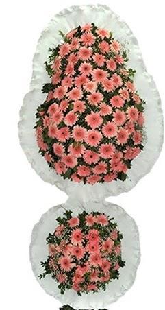 Çift katlı düğün nikah açılış çiçek modeli  Adana çiçek siparişi online çiçek gönderme sipariş