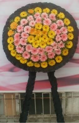 Görsel cenaze çiçeği  Adana çiçek siparişi çiçekçiler