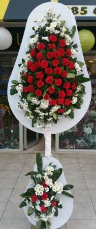 2 katlı nikah çiçeği düğün çiçeği  Adana çiçek yolla çiçek gönderme