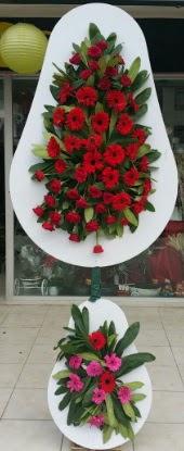 Çift katlı düğün nikah açılış çiçek modeli  Adana çiçek siparişi internetten çiçek siparişi