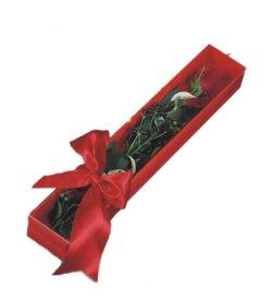 Adana çiçek siparişi çiçek online çiçek siparişi  tek kutu gül sade ve sik