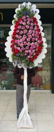 Tekli düğün nikah açılış çiçek modeli  Adana çiçek yolla çiçek satışı